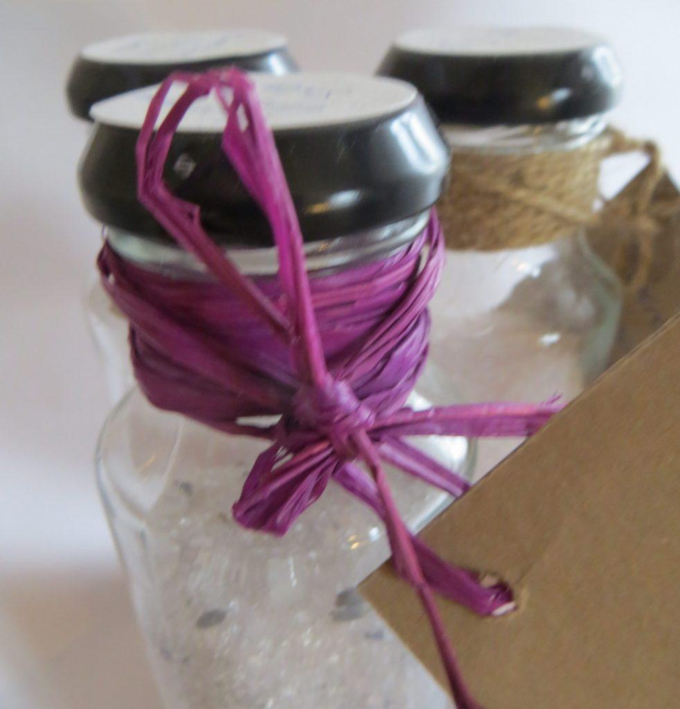 Essential.blue lavender bath salt